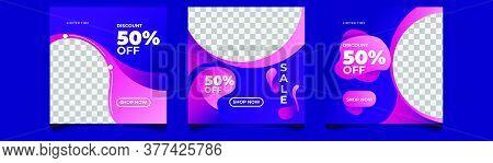 Gradient Sale Instagram Post Purple Pink-08