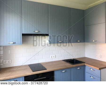 Kitchen Furniture Cabinet - Sink Stove Furniture Cabinets
