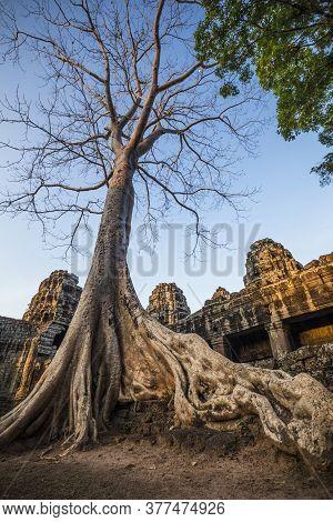 Angkor Wat Temple Ancient Khmer Empire Siem Reap