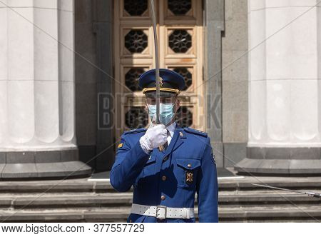 Guard Of Honor Of The Verkhovna Rada Of Ukraine