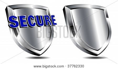 Silver Secure Shield, Spam And Antivirus Protection