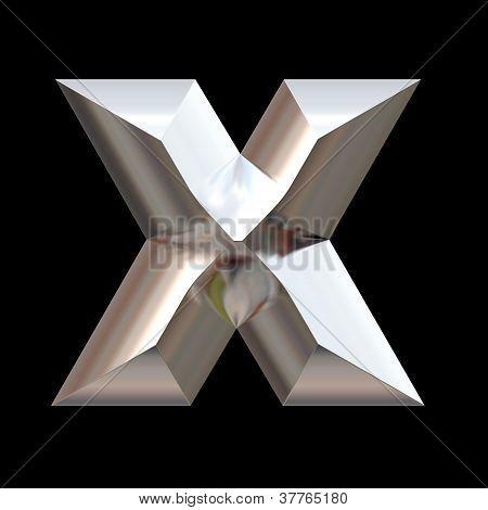 chrome x sign