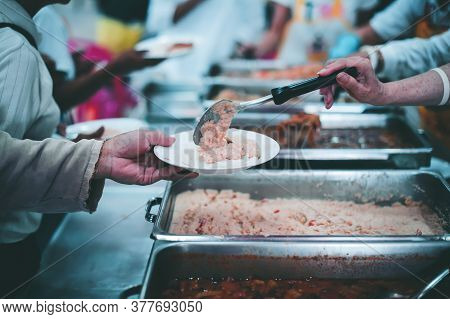 Providing Food To The Poor  : Concept Of Famine And Social Inequality