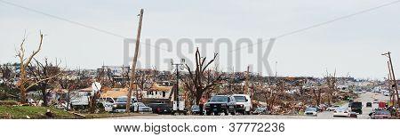 Joplin MO Tornado Damage 5/22/11