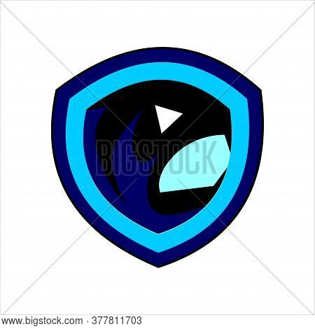 Logo Image Or Emblem That Is Very Interesting And Very Suitable To Be Used As The Identity Of A Part