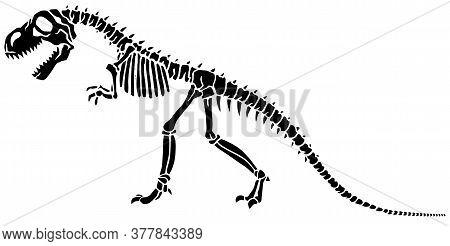 Dinosaur Skeleton-02.eps