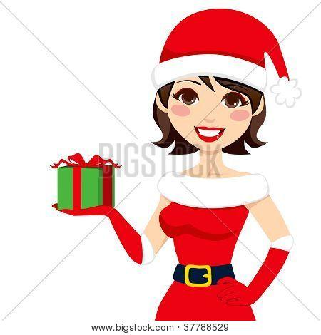 Santa Claus Present