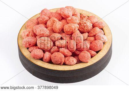 Organic Strawberry - Flavored Quinoa - Chenopodium Quinoa