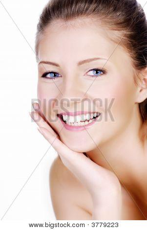 Fresh  Woman Face