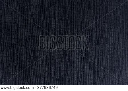 Black Textured Paper. Kraft Paper Texture Sheet, Absrtact Background, Wrapping Texture. Texture Of P