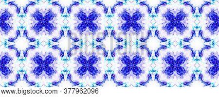 Winter Floral Rug. Patterns Lisbon Decor. Elegant Geo Pattern. Blue, White Seamless  Majolica Tiles