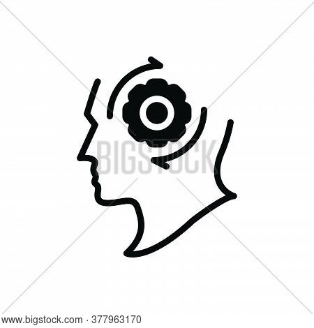Black Solid Icon For Strategy-change Strategy Change Change Success Target Strategics Master-plan Ta