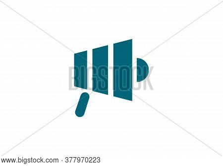 Hand Mike Icon,advertisement Icon,announcement Icon, Megaphone Icon,simple Element