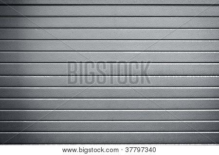 Industrial Metal Door Background