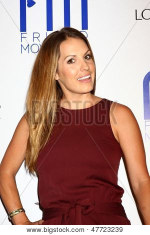 LOS ANGELES - JUL 1:  Tenille Houston arrives at the Friend Movement Anti-Bullying Benefit Concert at the El Rey Theater on July 1, 2013 in Los Angeles, CA