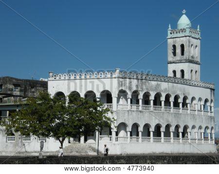Mosque In Grande Comore