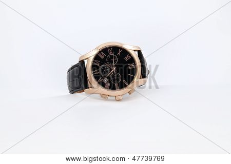 Watch The White Background