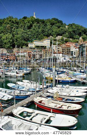 Marina De San Sebastian