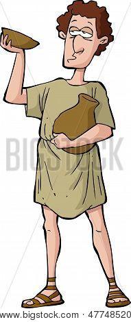 Roman Drunkard