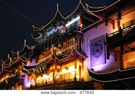 Night In Old Shanghai