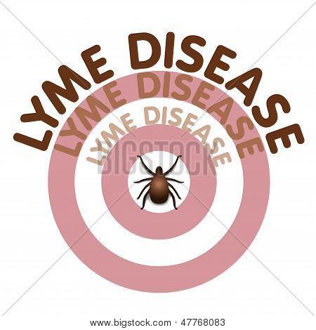 Lyme Disease, Tick, Bulls-eye Rash