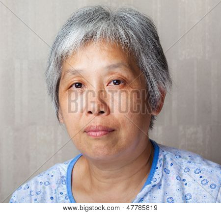 Mujer China Middleage