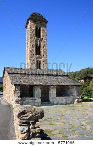 Sant Miquel D'engolasters (Andorra)