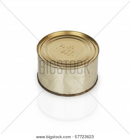 Bank Of Canned Tuna Fish