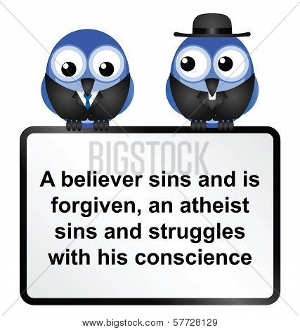 Atheist Sign