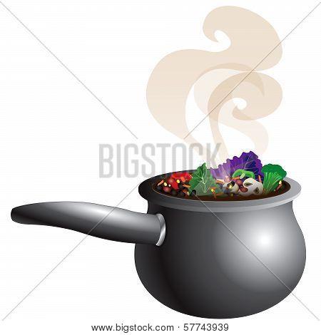 Chunky Soup Pot