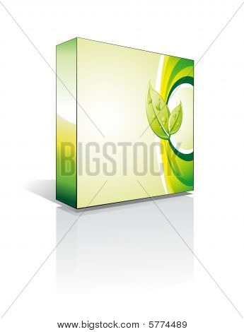 Eco Software Box high contrast colours