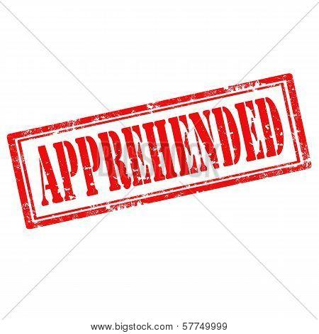 Apprehended-stamp