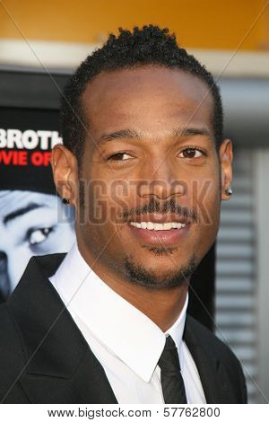 Marlon Wayans  at the Los Angeles Premiere of 'Dance Flick'. Arclight Hollywood, Hollywood, CA. 05-20-09
