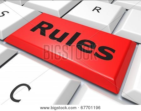 Rules Online Means World Wide Web And Guidance
