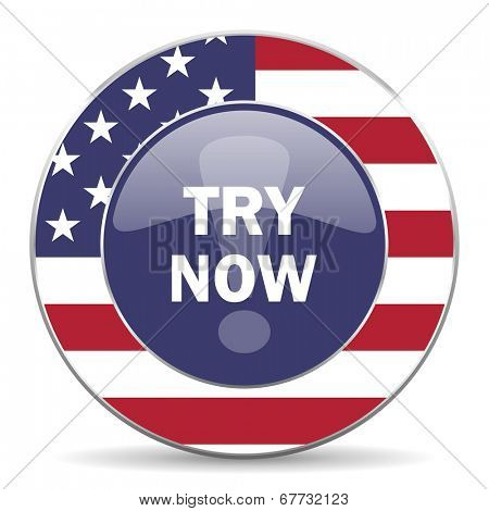 try now american icon