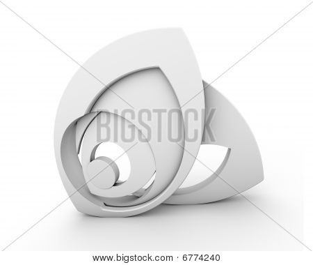 White abstraction