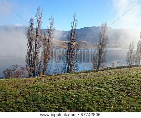 Misty Lake Hayes