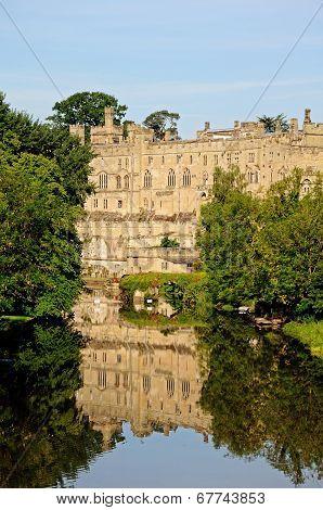 Warwick castle.