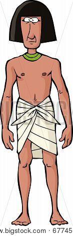 Ancient Egyptian Slave