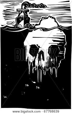 Iceberg Skull