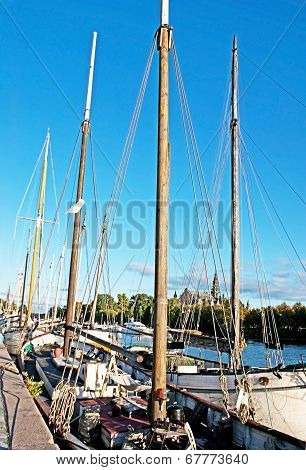 The Old Yachts