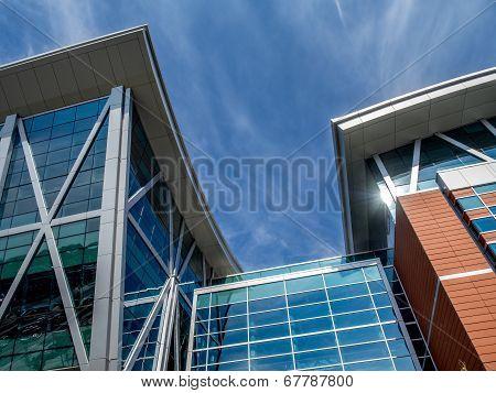 SAIT Polytechnic school buildings