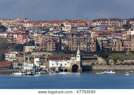 Port Of Getxo, Bizkaia, Basque Country, Spain