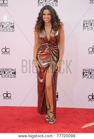 LOS ANGELES - NOV 23:  Jordin Sparks arrives to the 2014 American Music Awards on November 23, 2014 in Los Angeles, CA