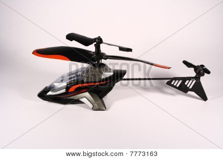 Little helicopter