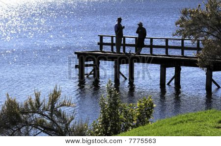 Weekend Fishermen