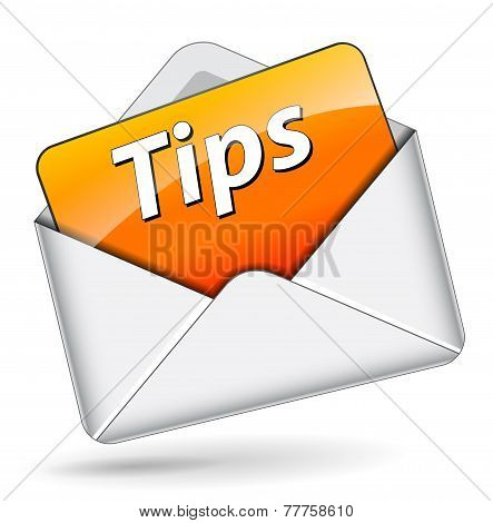 Orange Tips Message