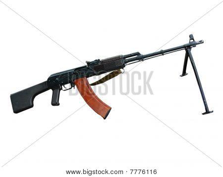 5,45mm Machine Gun Rik-74