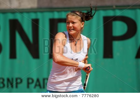 Dinara Safina (rus) At Roland Garros 2010