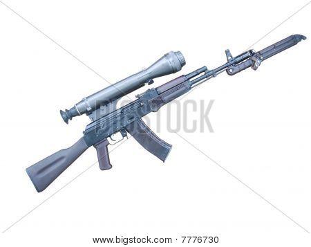 5,45mm Automatic Machine Aks-74